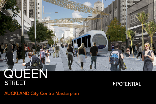 city centre master plan