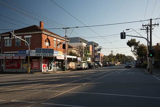 Chapel Street Neighbourhood Context