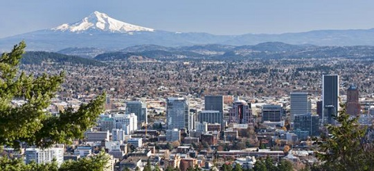 Portland has pioneered the concept of the 20-minute neighbourhood (Source: The City of Portland)