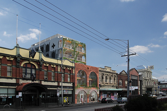 The Nightingale 3.0 will be another valuable contribution to Melbourne's affordable apartments market