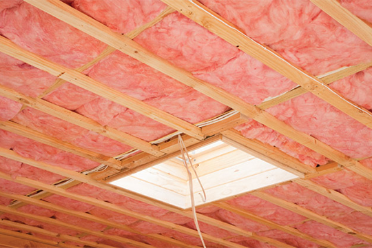 Insulation is a necessity for retaining warmth during the colder months.
