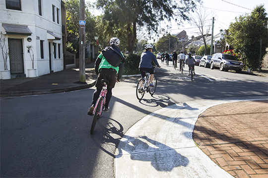 People in global cities such as Melbourne and Sydney (above) have embraced living without a car.