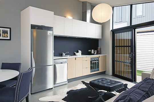 Axis Small Home Kitchen